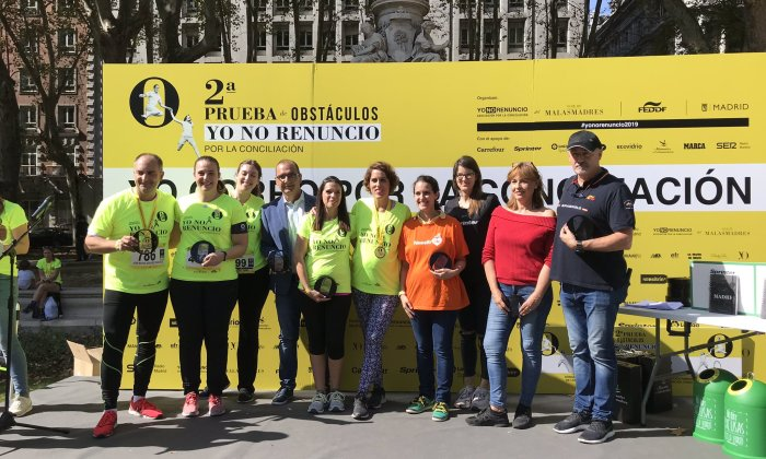 Malas madres Madrid